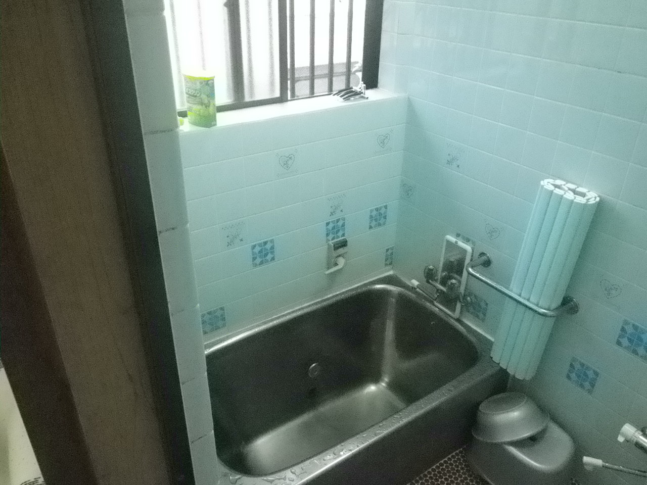 浴室改修 施工前