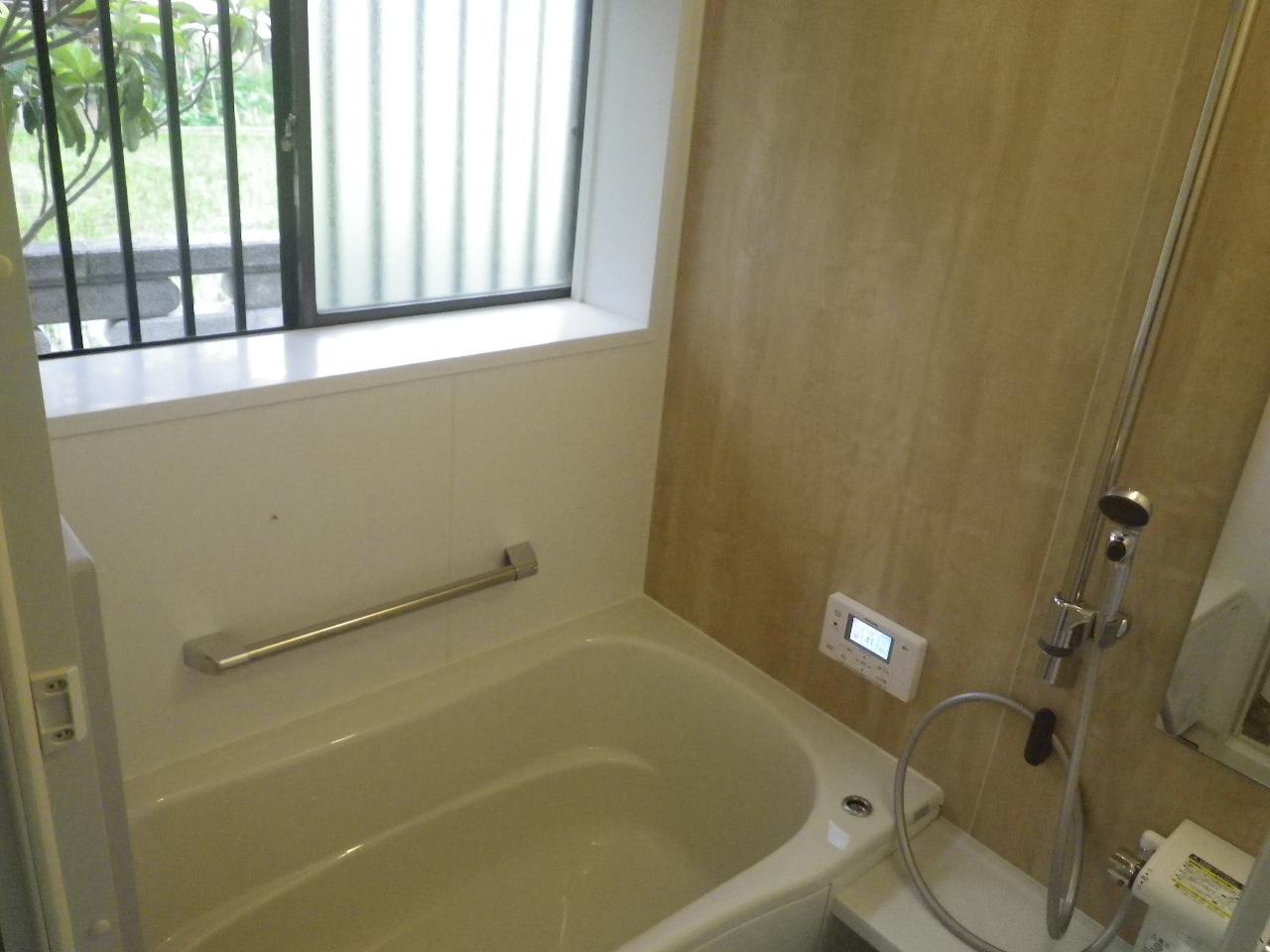 浴室改修 完成